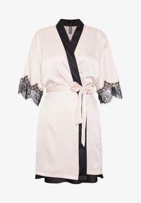LingaDore - SET - Pyjamas - rose/black - 4