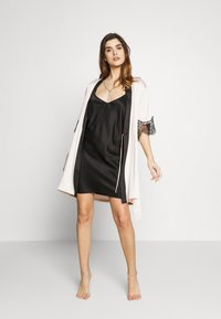 LingaDore - SET - Pyjamas - rose/black - 1