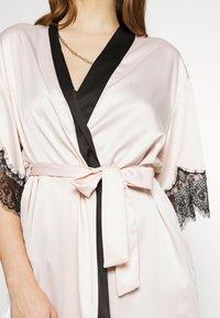 LingaDore - SET - Pyjamas - rose/black - 5