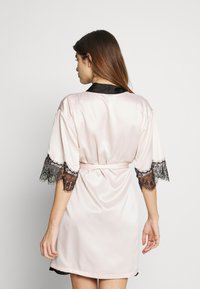 LingaDore - SET - Pyjamas - rose/black - 2