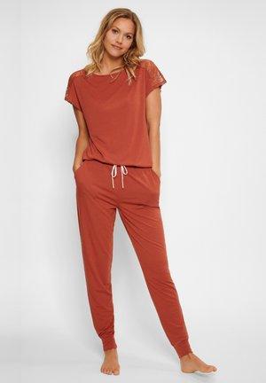 SAN - Pyjama top - red