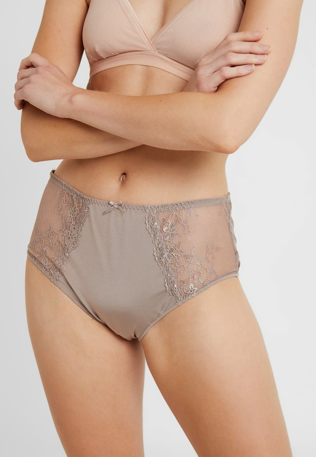 DAILY HIGH WAIST - Bokserit - taupe
