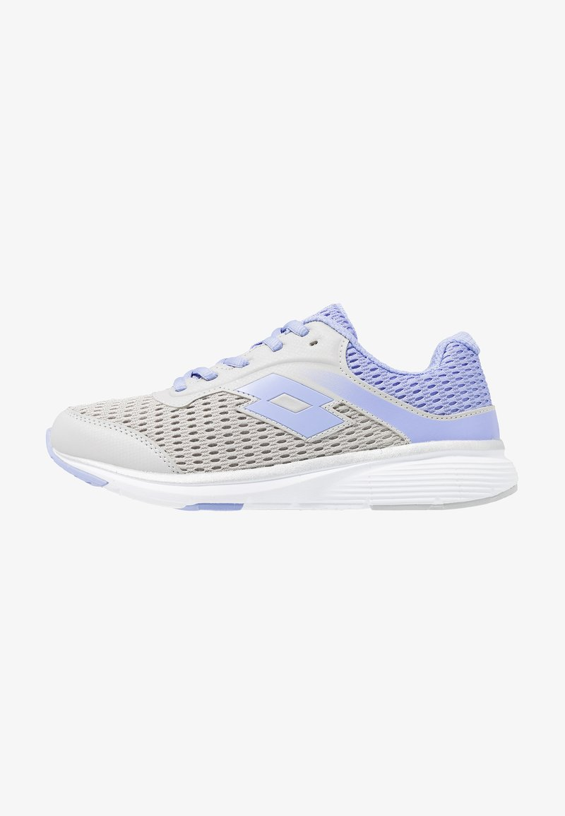 Lotto - SPEEDRIDE 400 II - Neutral running shoes - vapor gray/easter violet