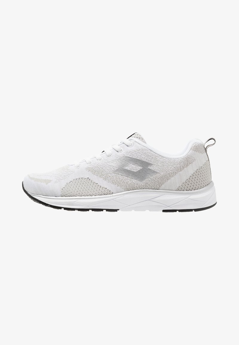 Lotto - SPEEDRIDE 200 IV - Competition running shoes - all white/vapor gray