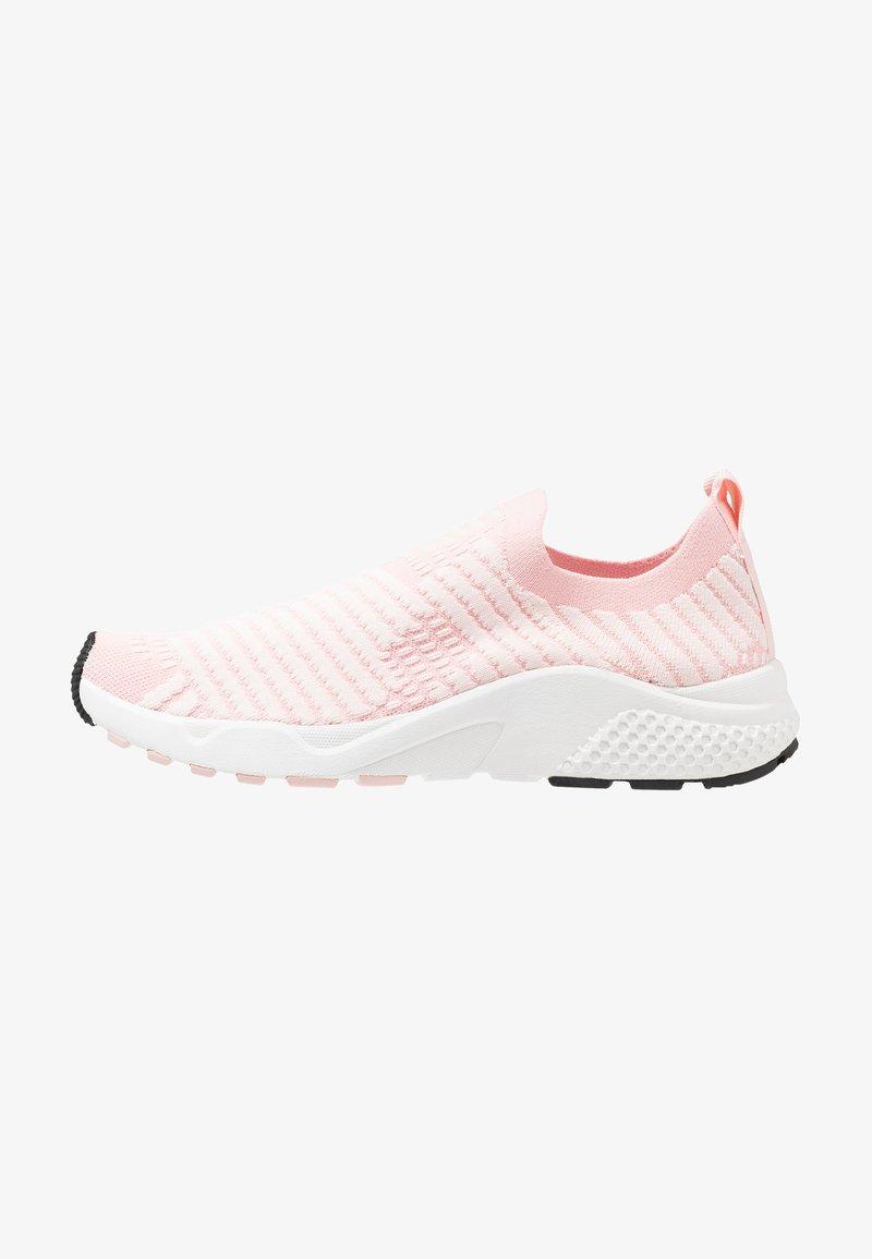 Lotto - BREEZE - Neutral running shoes - cherub pink/strawberry pink