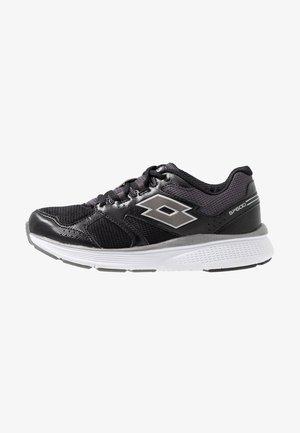 SPEEDRIDE 600 VI - Zapatillas de running neutras - all black/gravity titan/light asphalt