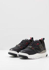 Lotto - SIRIUS - Sports shoes - all black - 2