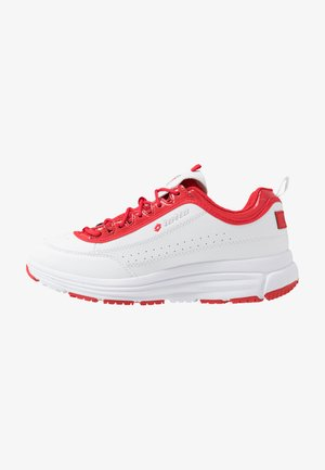 LOVE RIDE AMF PRIME PAINT  - Chaussures d'entraînement et de fitness - all white/flame red