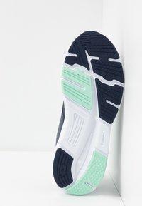 Lotto - SPEEDRIDE 600 VII - Obuwie do biegania treningowe - navy blue/beach green - 4