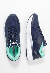 Lotto - SPEEDRIDE 600 VII - Obuwie do biegania treningowe - navy blue/beach green - 1