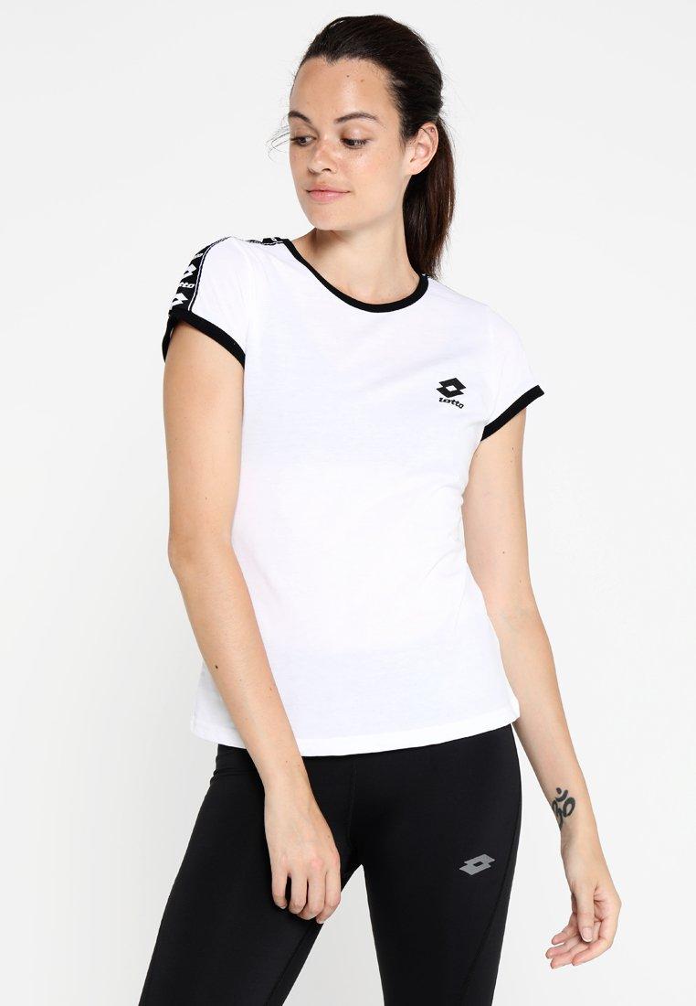 Lotto ATHLETICA TEE - T-shirt imprimé white