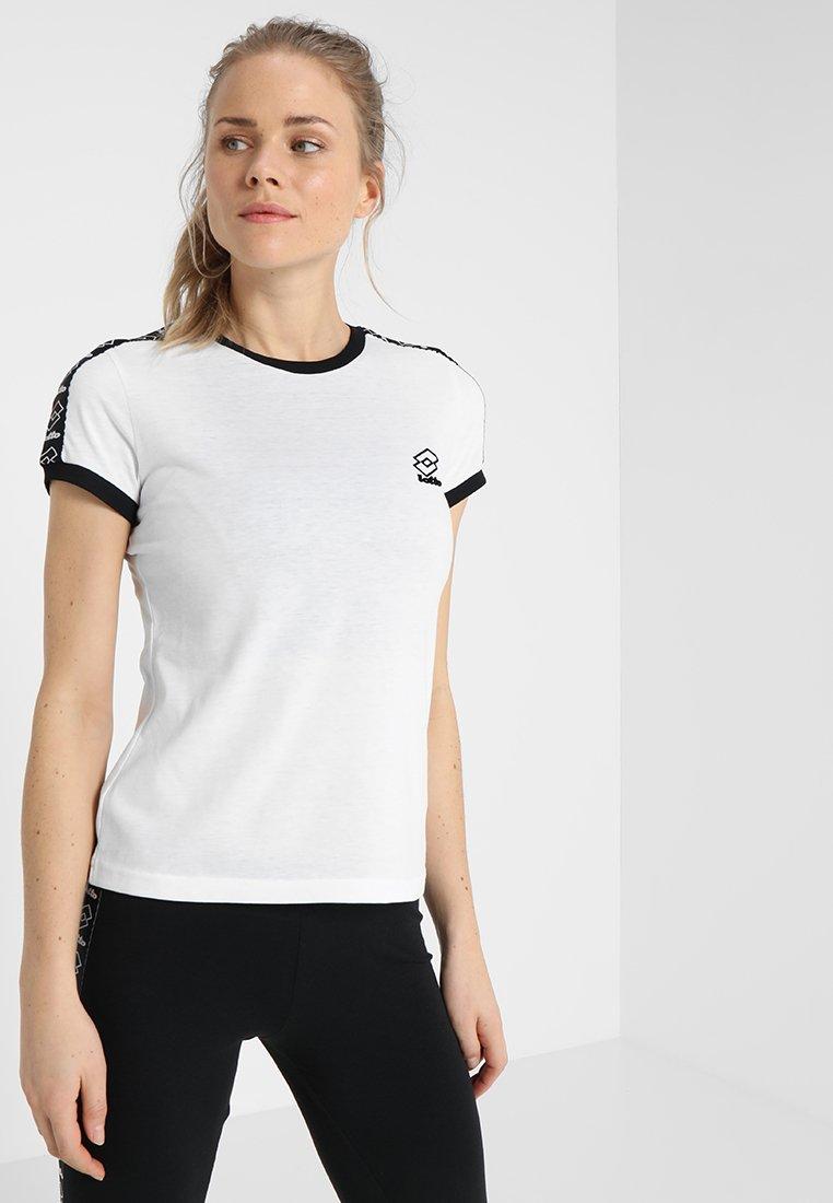Lotto - ATHLETICA II TEE - T-shirt print - brilliant white