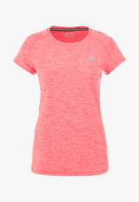 Lotto - DINAMICO TEE - T-Shirt print - calypso pink - 3