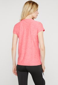 Lotto - DINAMICO TEE - T-Shirt print - calypso pink - 2