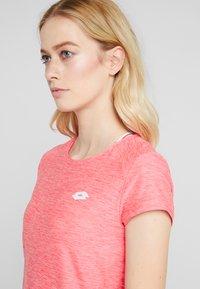Lotto - DINAMICO TEE - T-Shirt print - calypso pink - 4