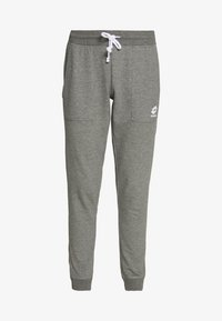 Lotto - SMART PANTS - Joggebukse - gryphon gray/brilliant white - 4