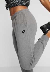 Lotto - PANTS RIB - Pantalones deportivos - castle gray - 4