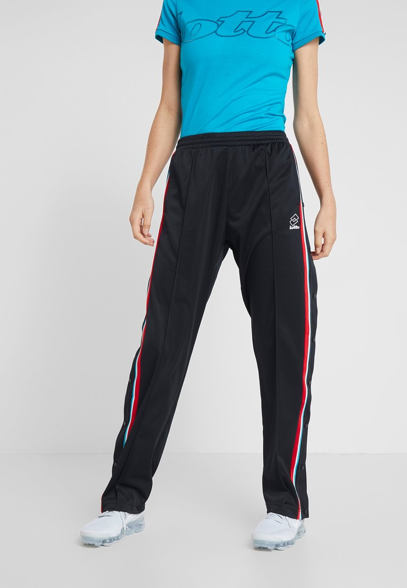 Lotto - ATHLETICA PANT  - Spodnie treningowe - black