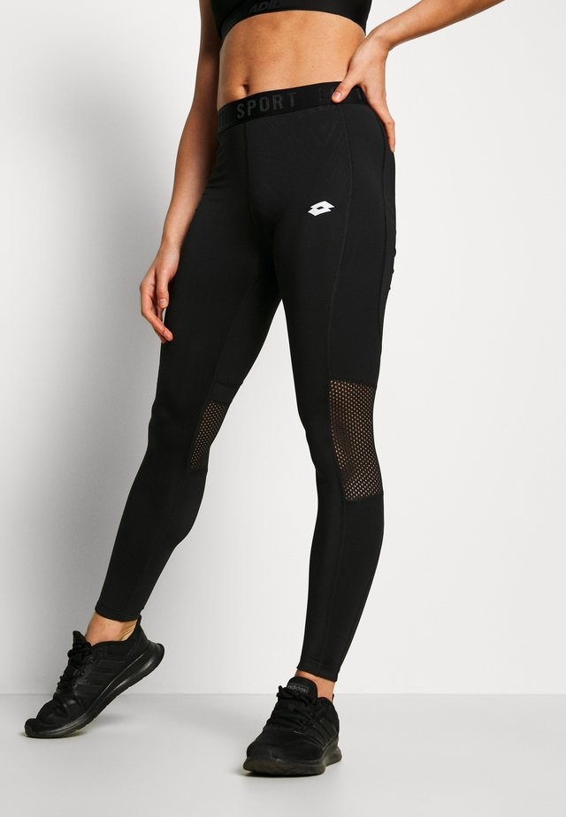 VABENE II LEGGING - Legginsy - all black