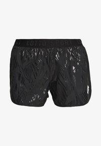 Lotto - VABENE SHORT - Sports shorts - all black - 3