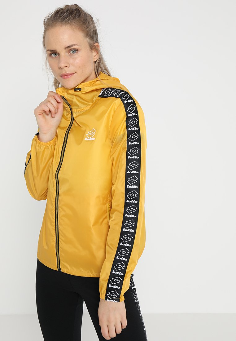 Lotto - ATHLETICA JACKET - Training jacket - nectar yellow