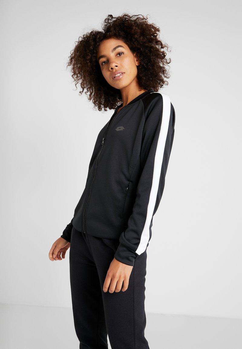 Lotto - VABENE JACKET - Training jacket - all black