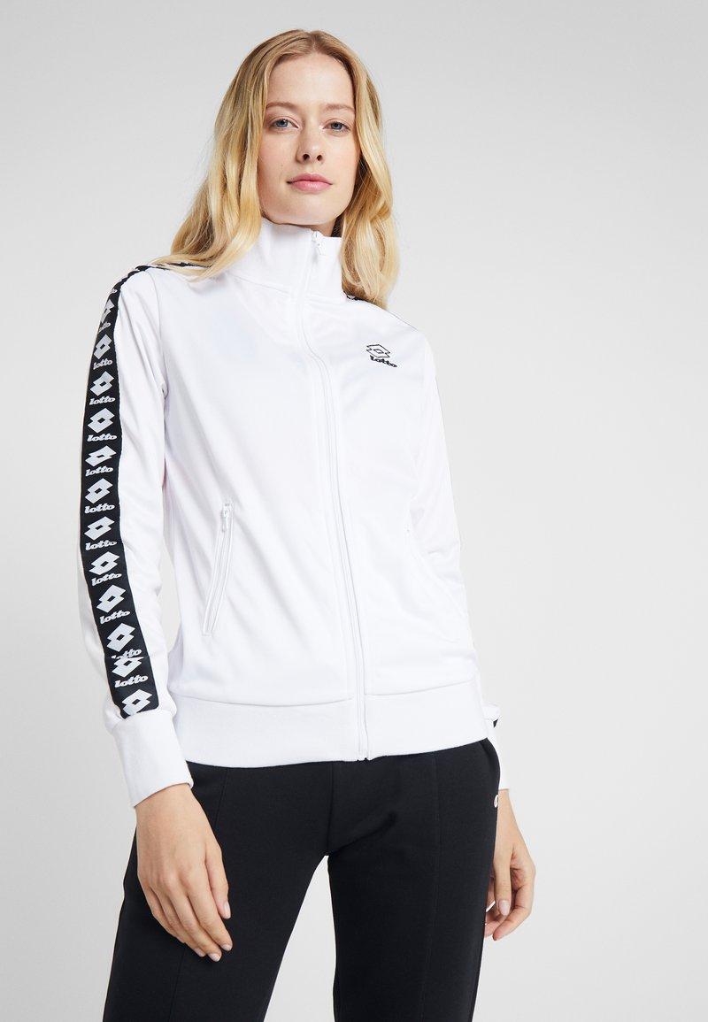 Lotto - ATHLETICA - Training jacket - brilliant white
