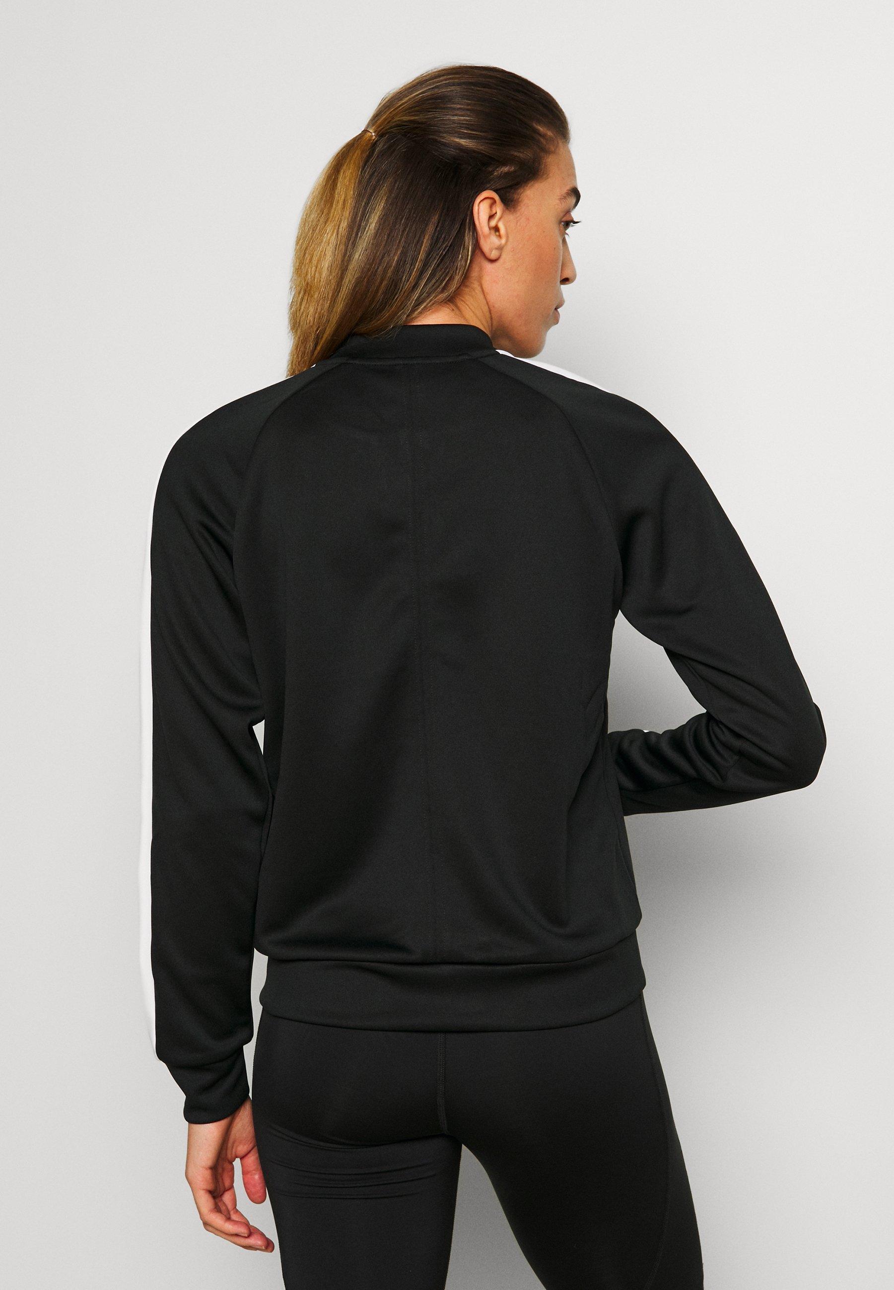 Lotto VABENE JACKET - Bluza rozpinana - all black