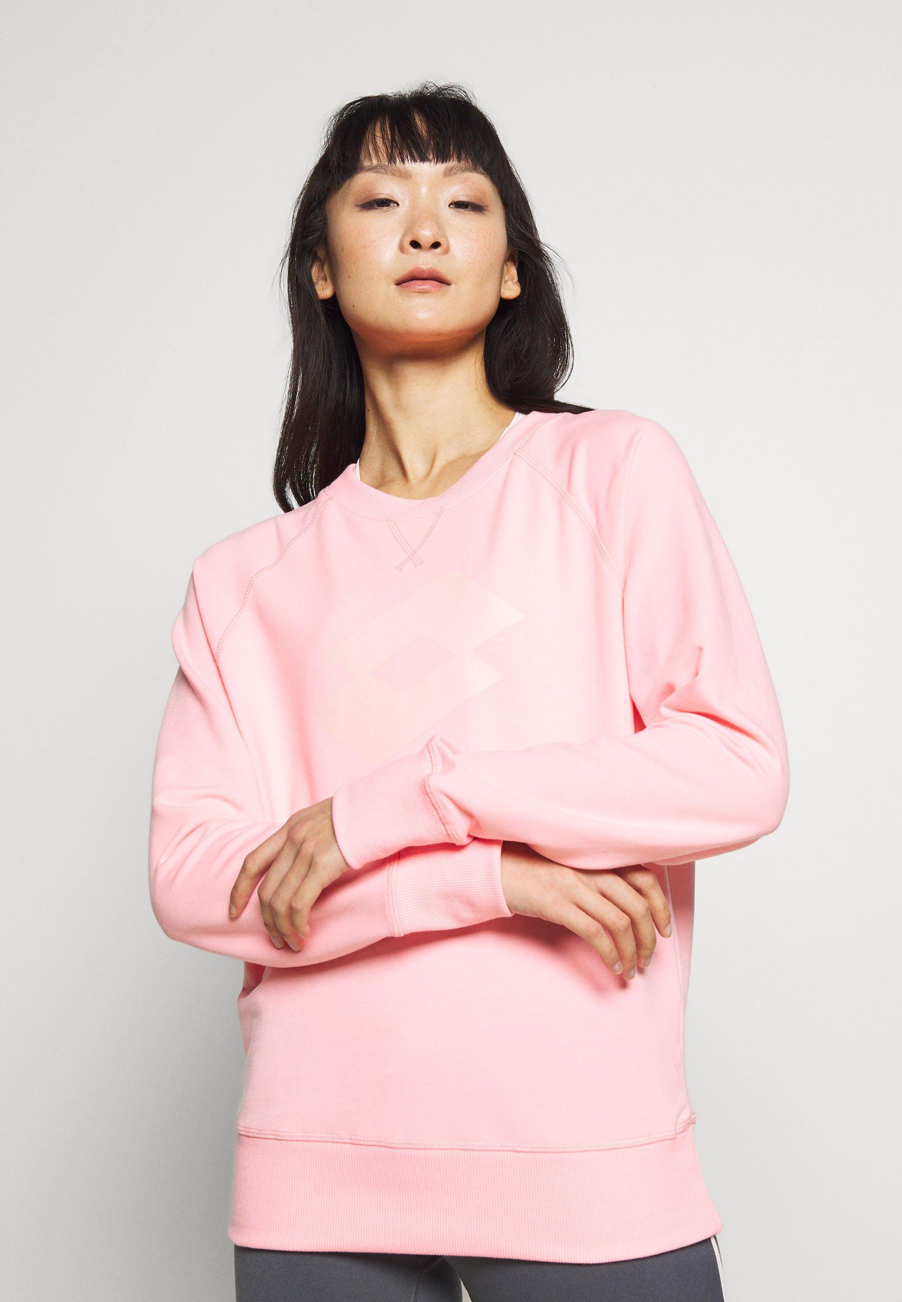 Lotto SMART - Sweatshirt - sweet rose