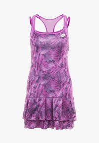 Lotto - TOP TEN DRESS 2-IN-1 - Abbigliamento sportivo - purple willow - 5