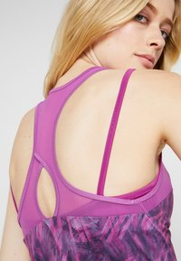 Lotto - TOP TEN DRESS 2-IN-1 - Abbigliamento sportivo - purple willow - 4