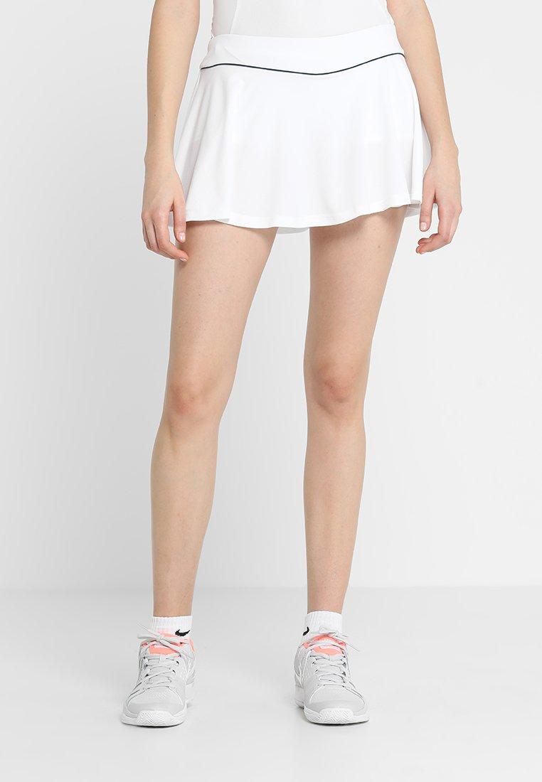 Lotto - TENNIS TEAMS SKIRT - Sports skirt - brilliant white
