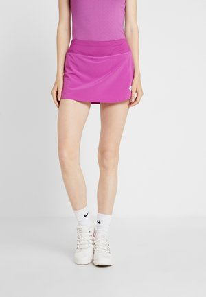 TENNIS TECH SKIRT  - Gonna sportivo - purple willow