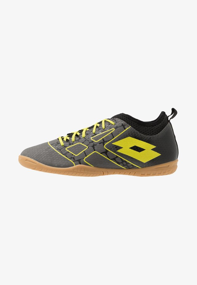 MAESTRO 700 III ID - Indoor football boots - gravity titan/acacia green/all black