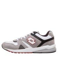 Lotto - MARATHON  - Sneakers basse - vapor gray / white / cool gray - 0