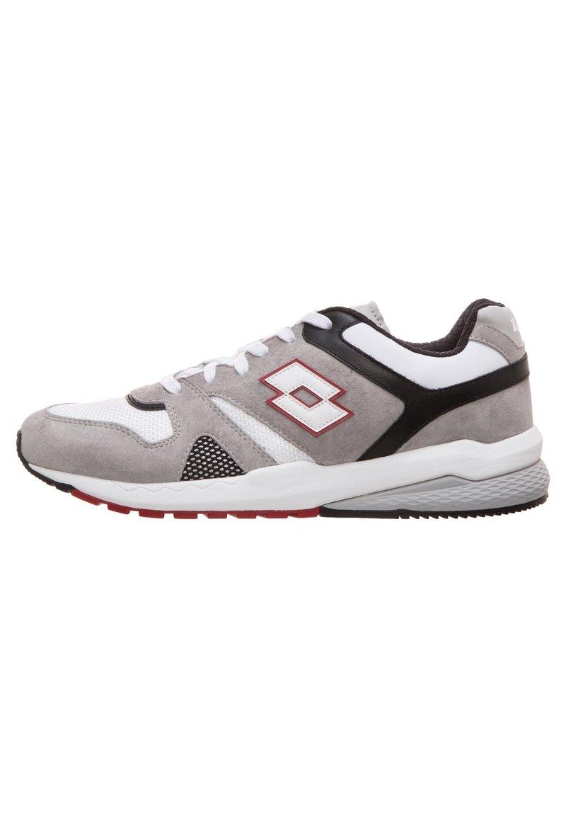 Lotto - MARATHON  - Sneakers basse - vapor gray / white / cool gray