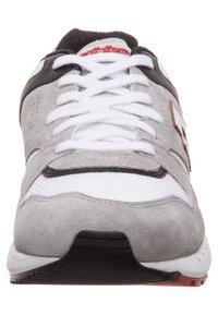 Lotto - MARATHON  - Sneakers basse - vapor gray / white / cool gray - 5