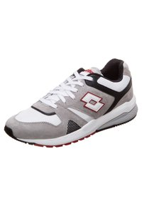 Lotto - MARATHON  - Sneakers basse - vapor gray / white / cool gray - 3