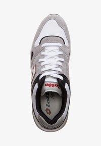 Lotto - MARATHON  - Sneakers basse - vapor gray / white / cool gray - 1