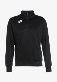 Lotto - DELTA - Sweatshirt - black - 4