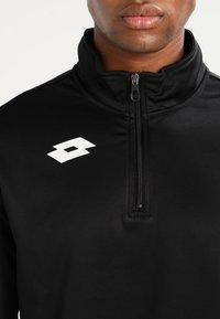 Lotto - DELTA - Sweatshirt - black - 3