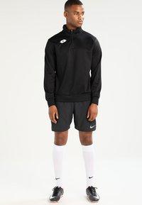 Lotto - DELTA - Sweatshirt - black - 1