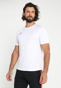 Lotto - DELTA - Vêtements d'équipe - white - 0