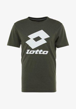 SMART TEE - T-shirt imprimé - green
