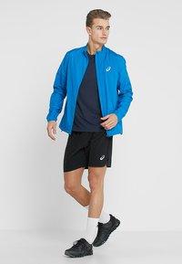 Lotto - TENNIS TEAMS TEE - T-shirt print - navy blue - 1