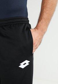 Lotto - PANTS DELTA - Teamwear - black - 3