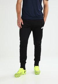 Lotto - PANTS DELTA - Teamwear - black - 2