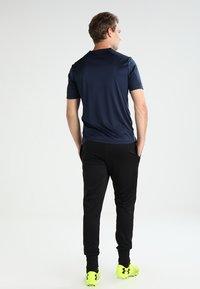 Lotto - PANTS DELTA - Teamwear - black - 0