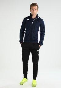 Lotto - PANTS DELTA - Teamwear - black - 1