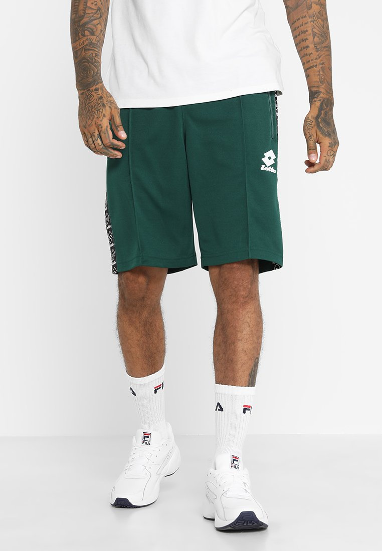 Lotto - ATHLETICA BERMUDA - Sports shorts - christmas green